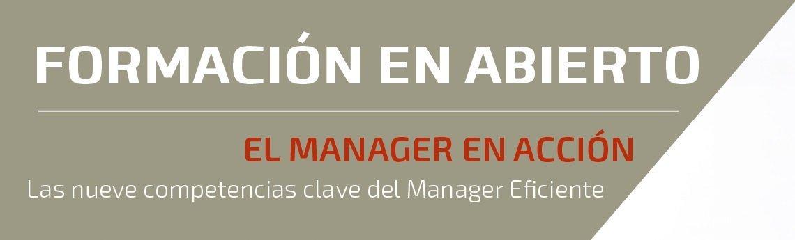 COMPETENCIAS CLAVE DEL MANAGER EFICIENTE