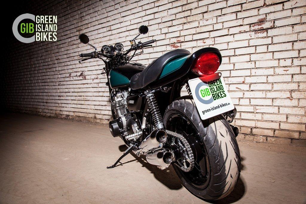Kawasaki Z Umbauten