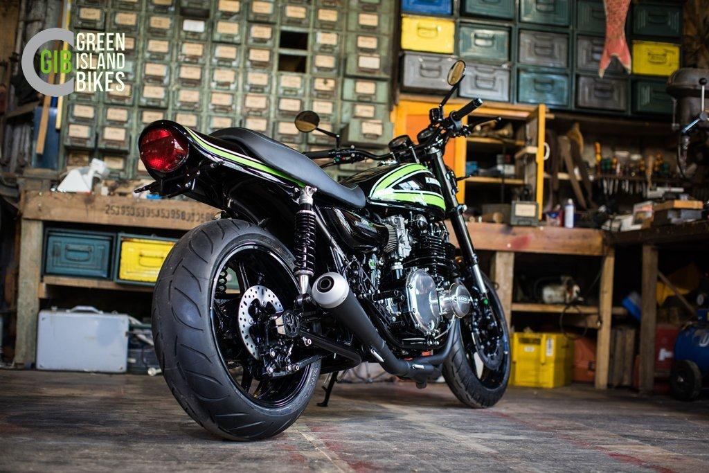 Bildtitel Untertitel Hier Einfugen Button Kawasaki Z 1000 Umbau Z900