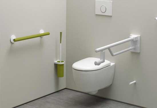 am nagement douche pmr. Black Bedroom Furniture Sets. Home Design Ideas