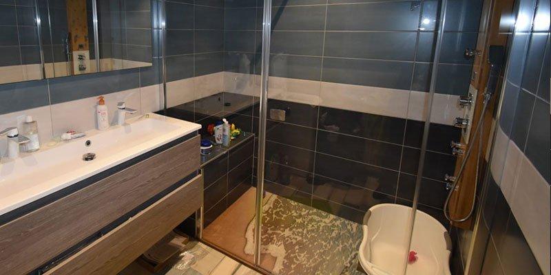 Remplacement de baignoire par une douche - Remplacement d une baignoire par une douche ...