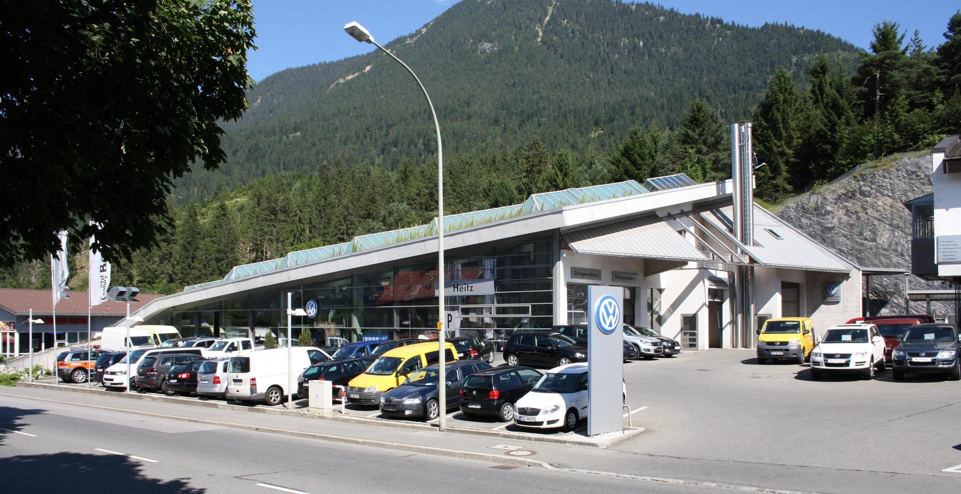 Heitz Garmisch