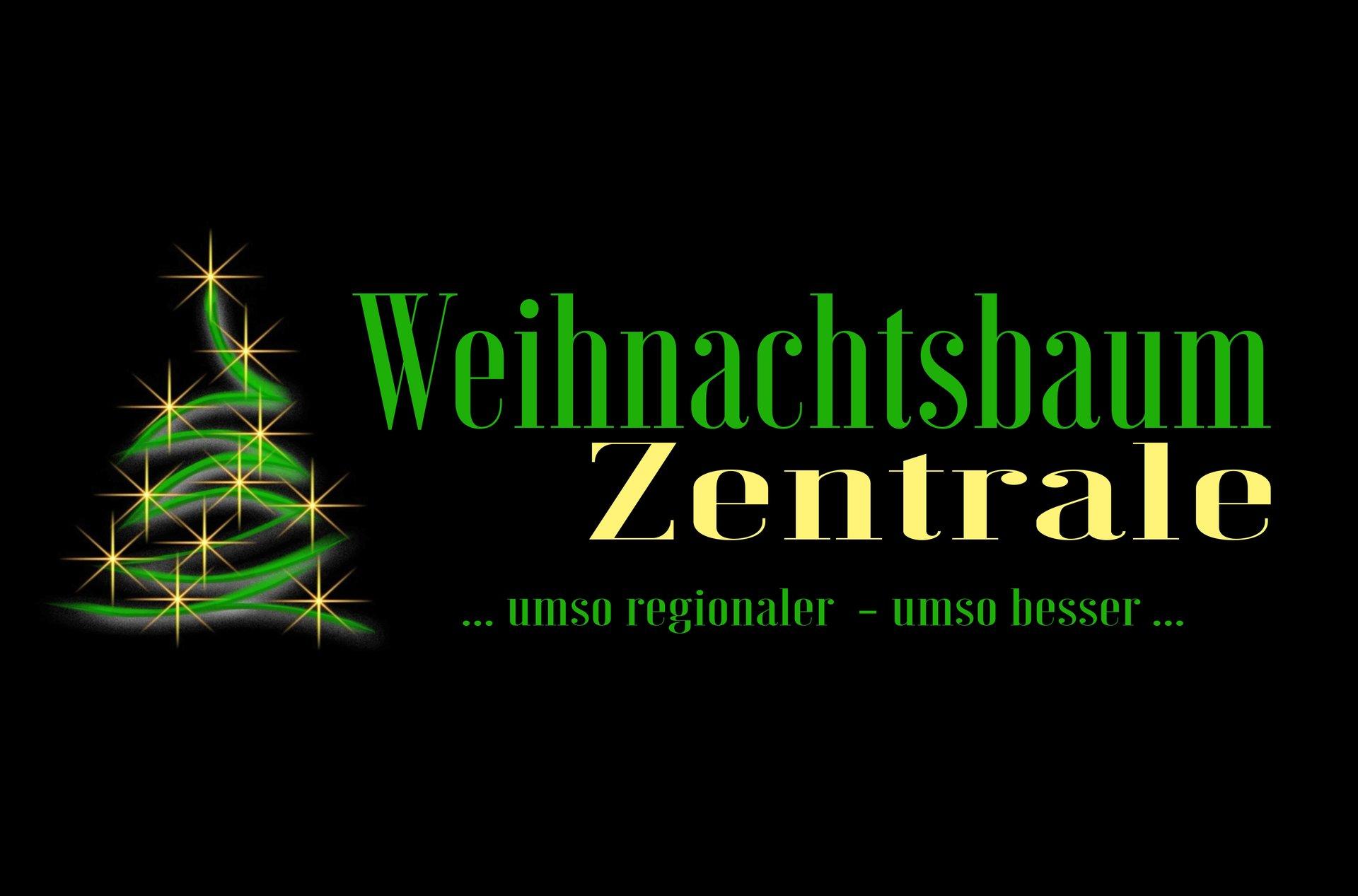 Werbebanner f r den weihnachtsbaumverkauf - Weihnachtsbaumverkauf hamburg ...