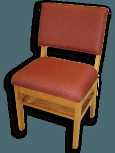Wood Choir Chair Called2blessing Church Furniture