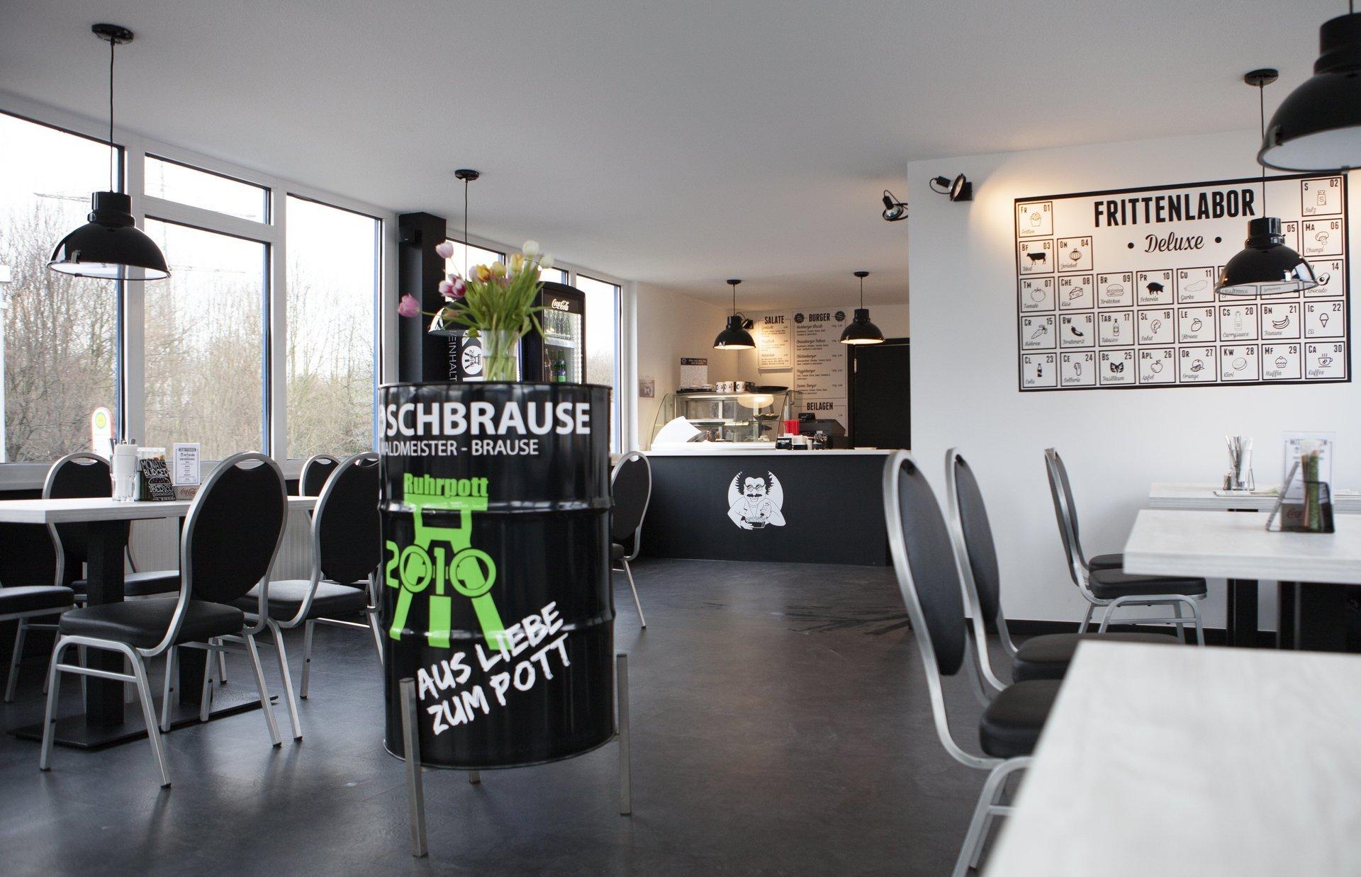 Frittenlabor-Deluxe in Dortmund