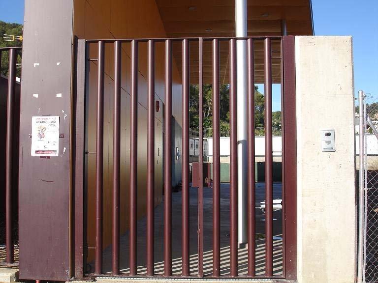Puertas leroy merlin exterior simple iluminaci n exterior leroy merlin dise o inspirador - Puertas metalicas leroy merlin ...