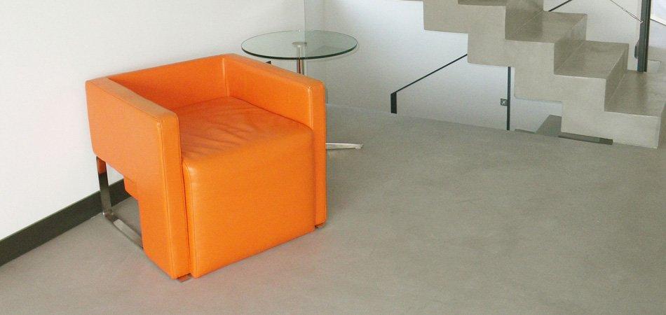 beton treppen baddesign und spachtelb den mit zement ren microcement. Black Bedroom Furniture Sets. Home Design Ideas