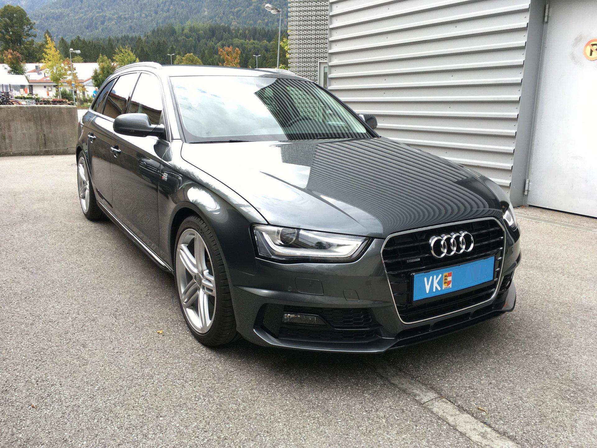Audi A4 B8 Avant 2 0 Tdi Quattro Sport Edition Plus