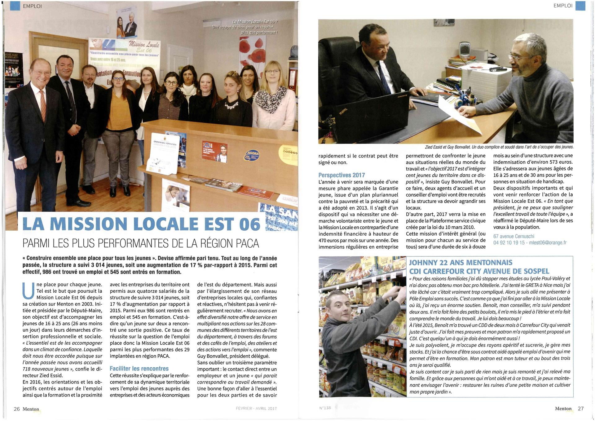 Menton Magazine