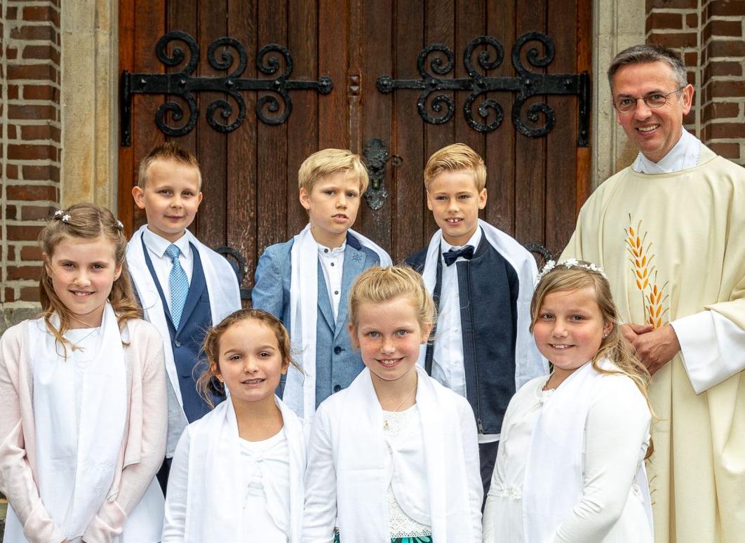 Erstkommunion Pflicht