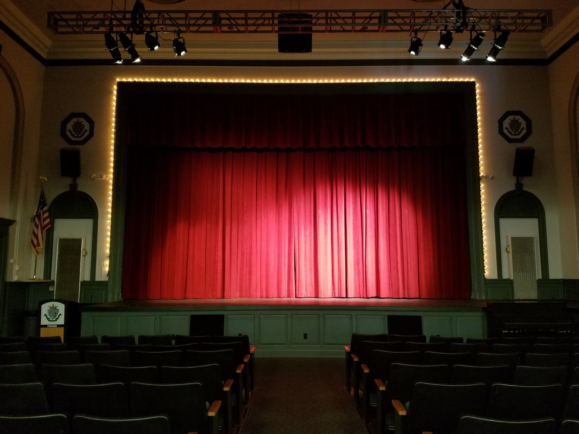 Castle Theater New Milford
