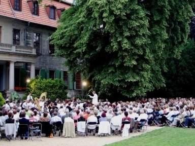 Sommerklassik im Schlosspark