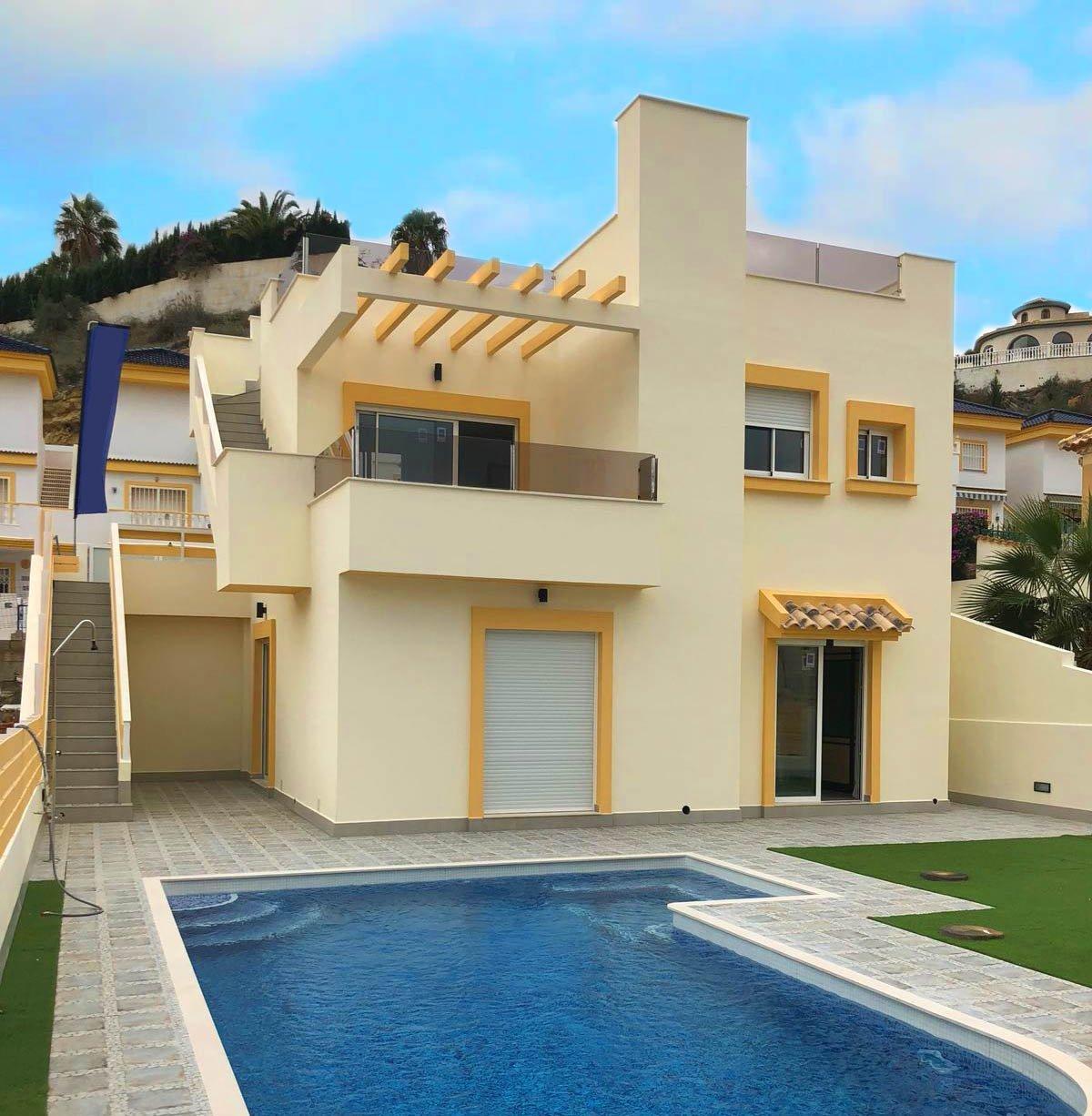 La Manga Villa Management: Top Casas Internacional