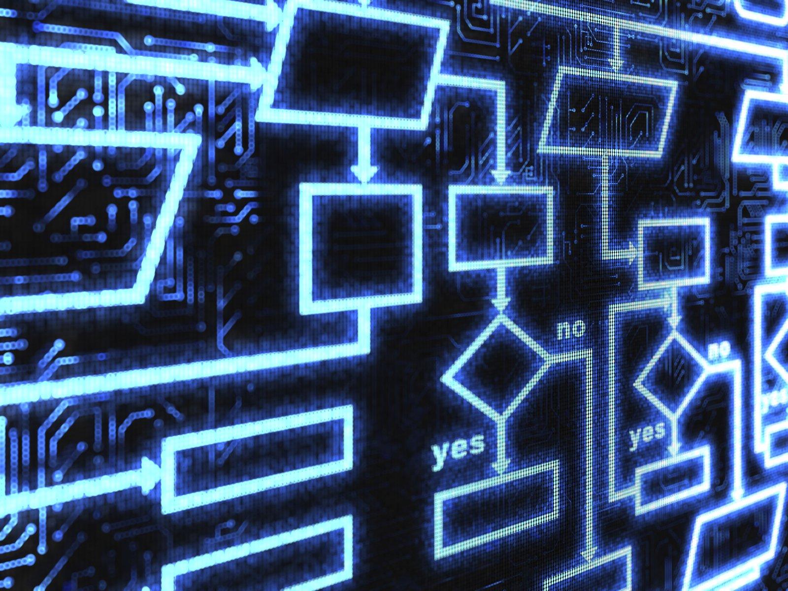 Днем, картинка с надписью информатика