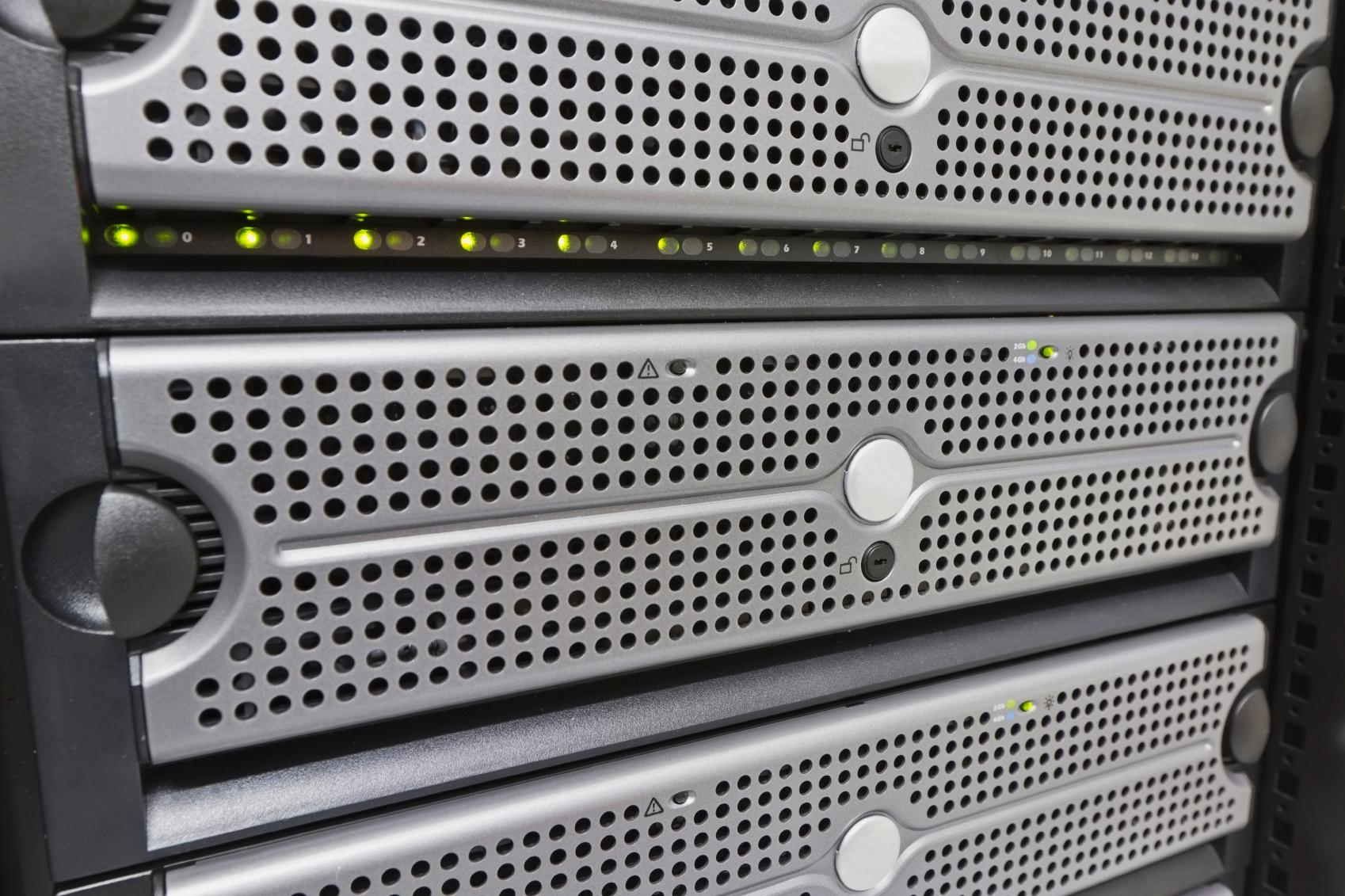Secure, safe, stress-free server and network equipment relocation